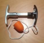 Alu Torgriffgarnitur 9mm